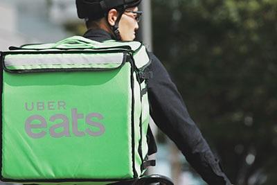 【Uber Eats(ウーバーイーツ)配達員】をしてみたい人必見!仕組みを解説